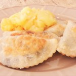 Rissoles de boudins noirs niçois ou trulles et Pâte à raviolis maison © Recettes d'ici et d'ailleurs