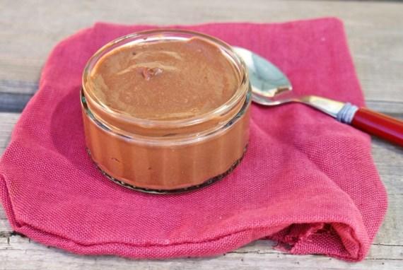 Mousse au chocolat vegan Recette végétalienne © Recettes d'ici et d'ailleurs