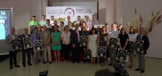 Exitosa presentación de los vinos de La Mancha en Toledo