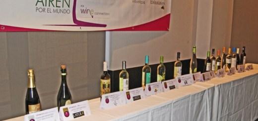 Entrega de premios, IV Edición del Concurso Nacional de Vinos Airén por el Mundo