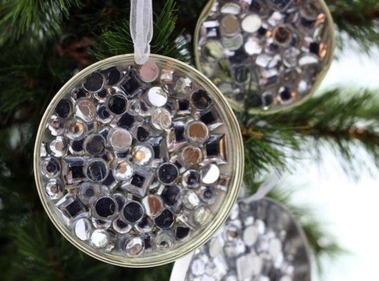Reciclagem No Meio Ambiente 10 Ideias De Enfeites Para