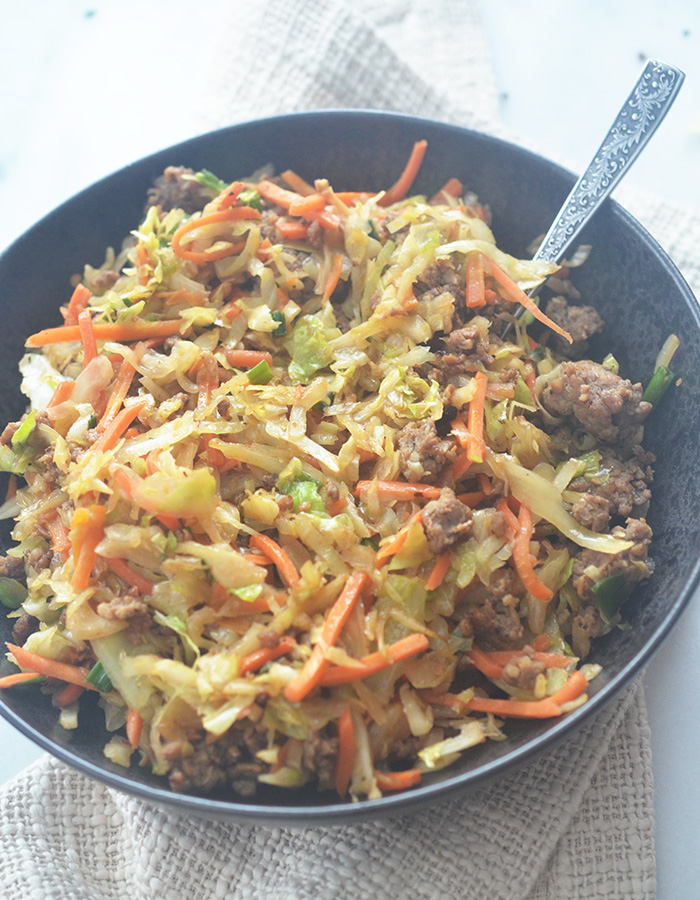 Weight Watchers Egg Roll in a Bowl \u2013 Recipe Diaries