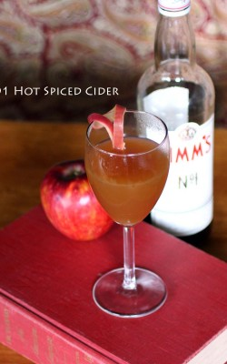Pimms Hot Spiced Cider