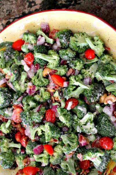 Broccoli Salad - Recipe Girl