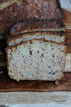 Small Of Pioneer Woman Banana Bread