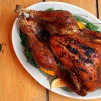 Dry-Brined Roasted Turkey