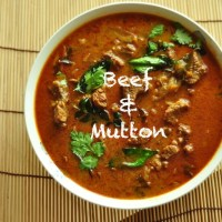 Recipes for Beef and Mutton