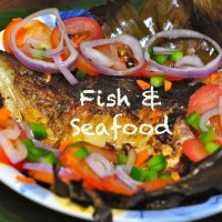 Recipes for Fish and Seafood