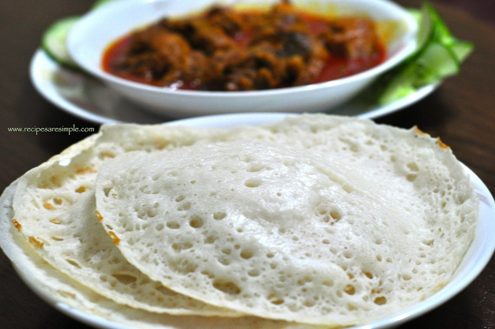 Kerala chicken curry for appam recipes 39 r 39 simple for Appam and chicken stew kerala cuisine
