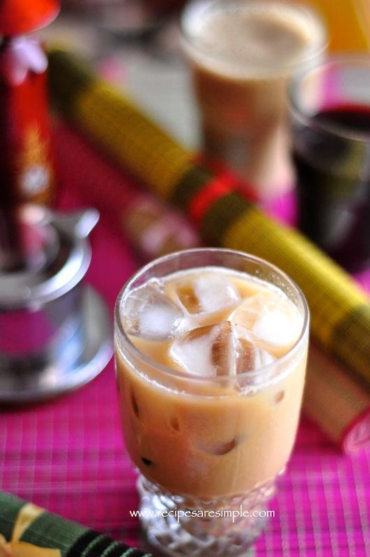 Vietnamese Coffee Recipe - Cold/ Hot Cà phê sữa da...