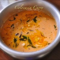 Colocasia Curry