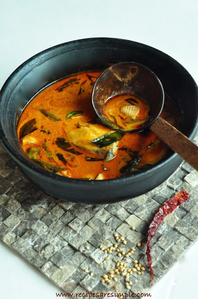 recipe for north malabar fish curry