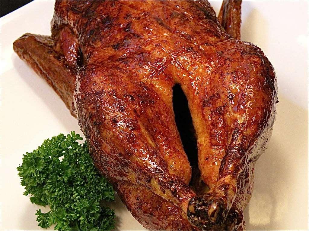 Crisp Roast Duck Recipes Squared