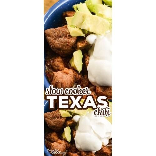 Medium Crop Of Texas Style Chili
