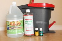 Homemade Tile Floor Cleaner Recipe - Recipes with ...