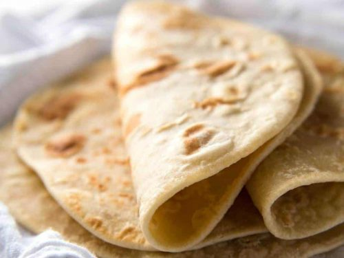Easy Soft Flatbread Recipe (No Yeast) RecipeTin Eats
