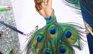 illustrations, real objects, kristina webb, artist, New Zealand, Instagram fame, Instagram, two million followers, instagram celeb, Color Me Creative, book, creativity, creative, amazing, wow, awesome, awsome, mindblowing, funny, lol, talent, imagination, funny illustrations