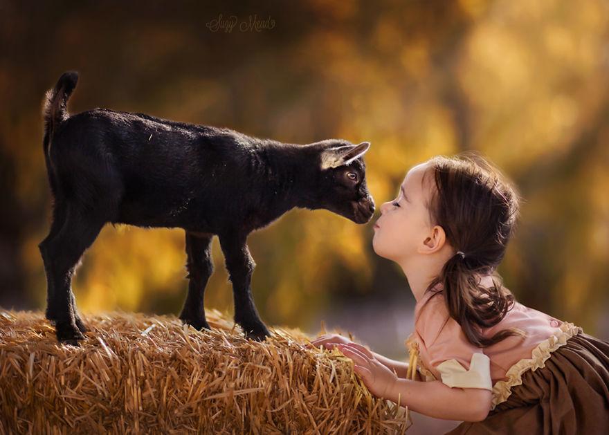 Puppies In Fall Wallpaper Mumma Photographer Capture Special Bond Between Her