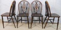 Antique Pine Kitchen Chairs | Antique Furniture