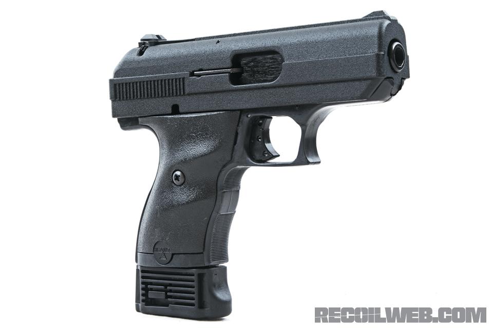 Hi-Point C9 - RECOIL