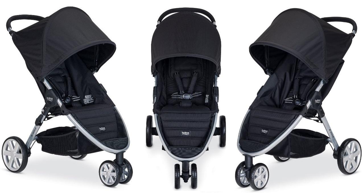 Fullsize Of Britax B Agile Stroller