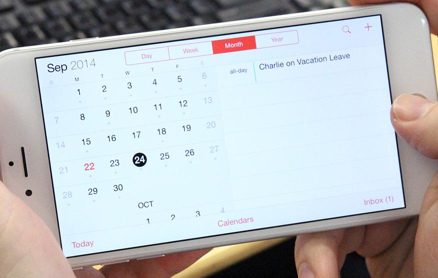 How to Recover Deleted Calendar Reminder from iPhone 6/6S