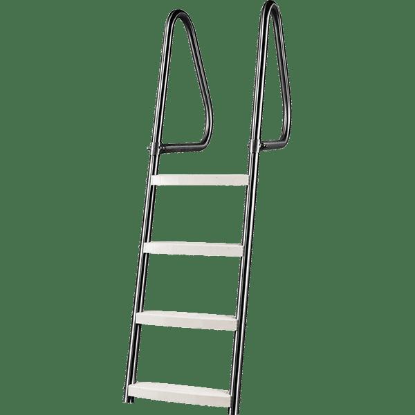 Stainless Steel 3 Tread Raft Ladder