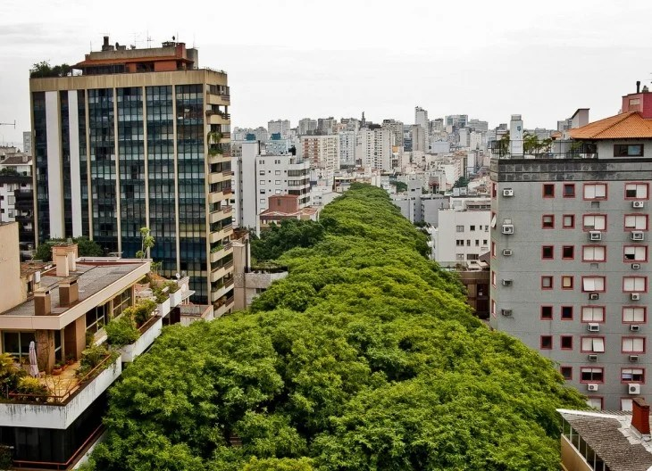 Zdjęcie Rua Goncalo de Carvalho, Porto Alegre, Brazylia
