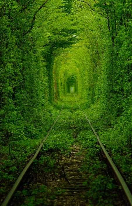 Ukraińska Tunel miłości