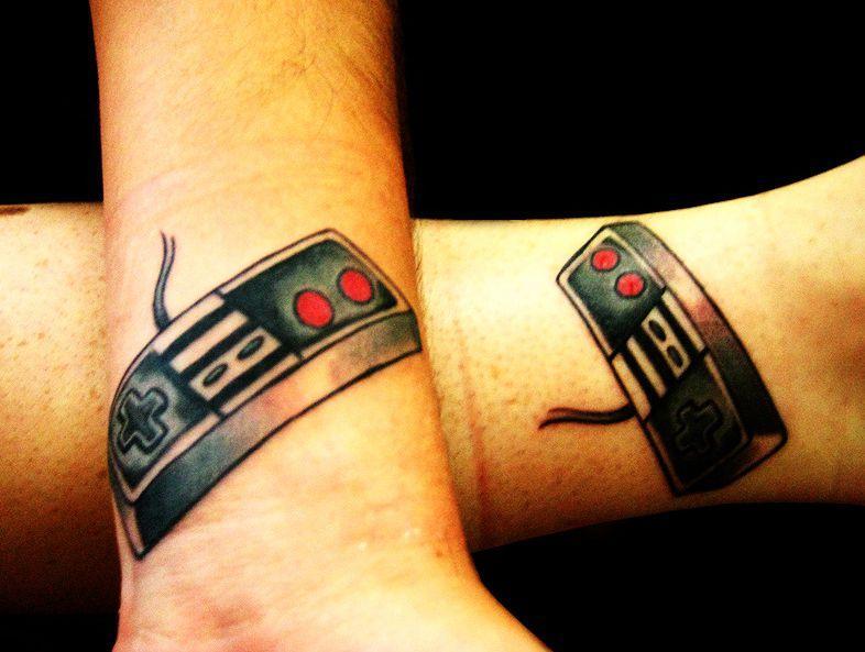 32-tatuajes-para-parejas-25jpg (786×593) tatuajes Pinterest - tatuajes para parejas