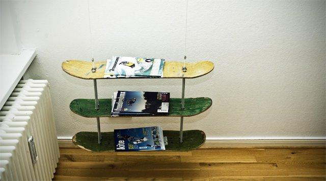 Charmant SaveEnlarge · Pdf Diy Skateboard Rack ...