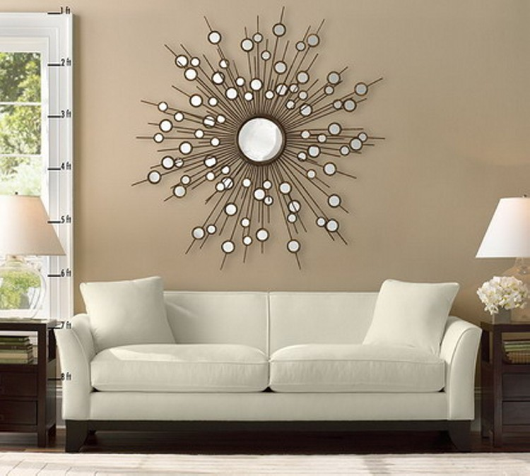 Living Room Wall Decor Ideas Recycled Things - living room wall decor