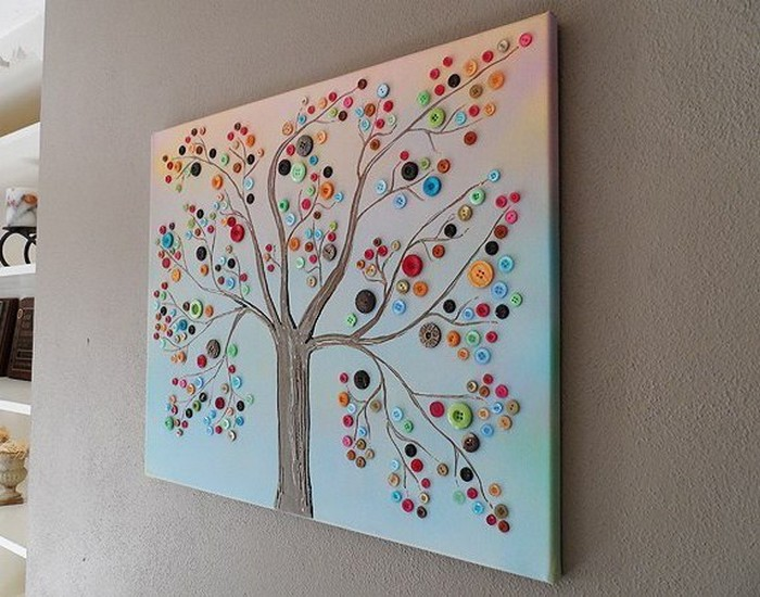 DIY Home Decor Crafts Recycled Things - craft ideas for the home