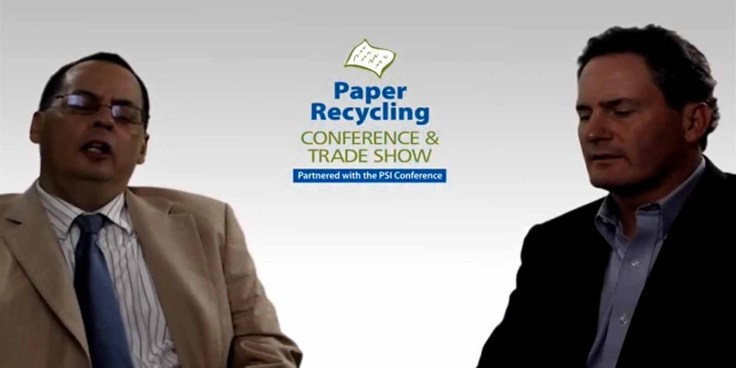 Paper Recycling Conference Interview Sean Duffy