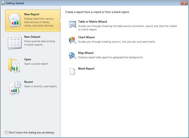 Report Builder 30 Creating a Basic Report - Simple Talk