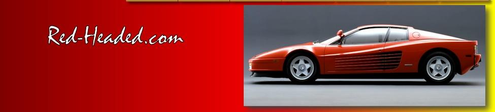 Red Headed - Testarossa