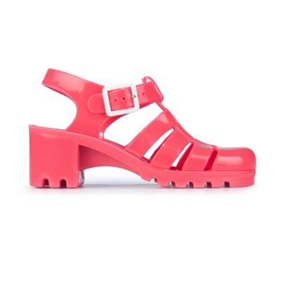Ju Ju Jelly shoes sandali colorati in gomma