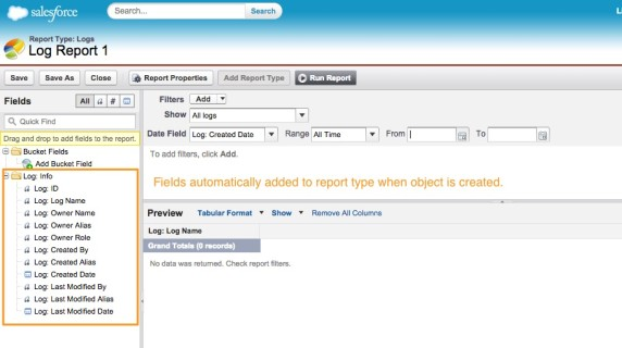 How to Build a Salesforce Custom Report Type - Red Argyle