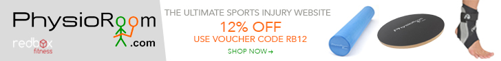 12% off PhysioRoom Orders - Stretching Exercise Guide