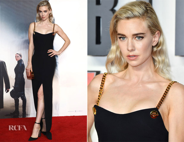 Fall In Paris Wallpaper Vanessa Kirby In Tom Ford Mission Impossible Fallout