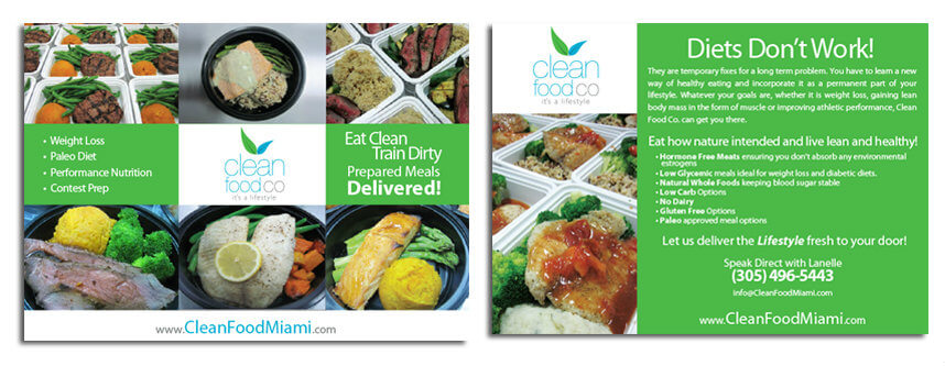 Clean Food Co Miami - RCS