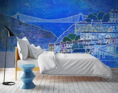 Custom Printed Wall Murals, Custom Wallpaper Printing