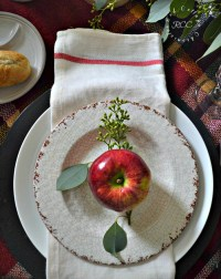Easy Thanksgiving table setting ideas that are easy on the ...
