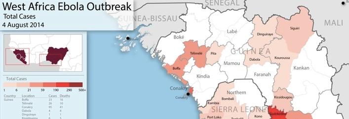 Volunteers Around the World Aid Ebola Victims
