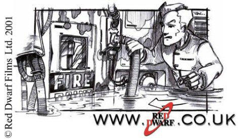 Movie Storyboards News Red Dwarf - The Official Website