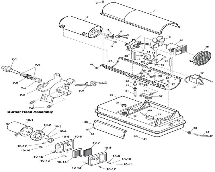 Reddy Heater Parts Diagram Facias