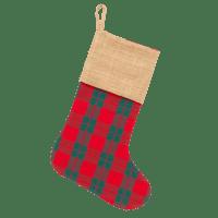 Plaid Christmas Stocking   Monogrammed Christmas Stockings ...