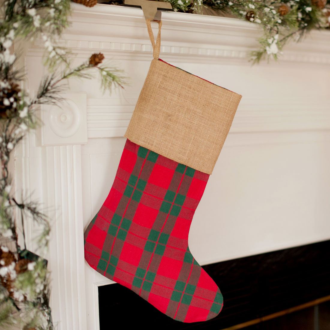 Fullsize Of Monogrammed Christmas Stockings