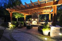 Landscape Lighting Ideas | Lawn Care Midland MI