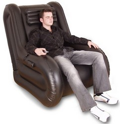 inflatablemassagechair small Inflatable massage chair.
